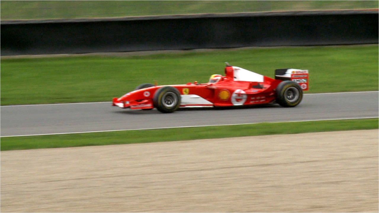 Own a Ferrari Formula 1 race car - Video - Personal Finance