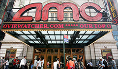 AMC offers stock to loyal movie fans