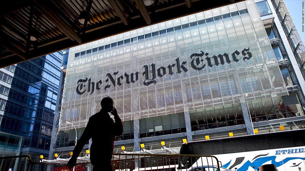 new york times snowden