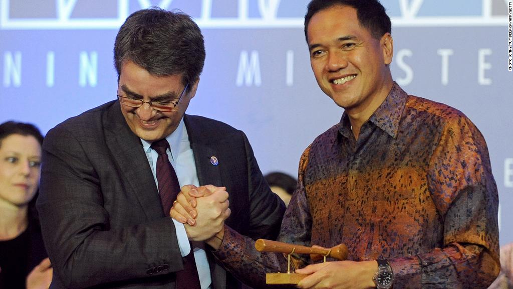 indonesia trade
