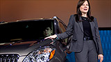 GM names 1st woman to lead an automaker
