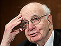 Big bank stocks shrug off Volcker Rule