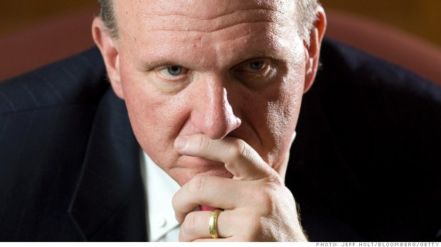 Our sit-down with Steve Ballmer