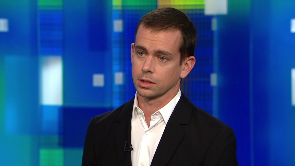 Jack Dorsey on NSA letter to Obama