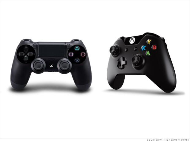 xbox psd 4 controller