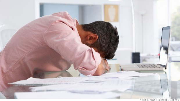 4 major work blunders to avoid