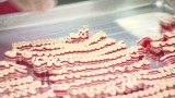 Inside Hammond's candy-cane factory