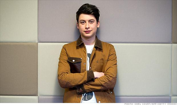 Un adolescente millonario ayuda a Yahoo a ser 'cool' otra vez