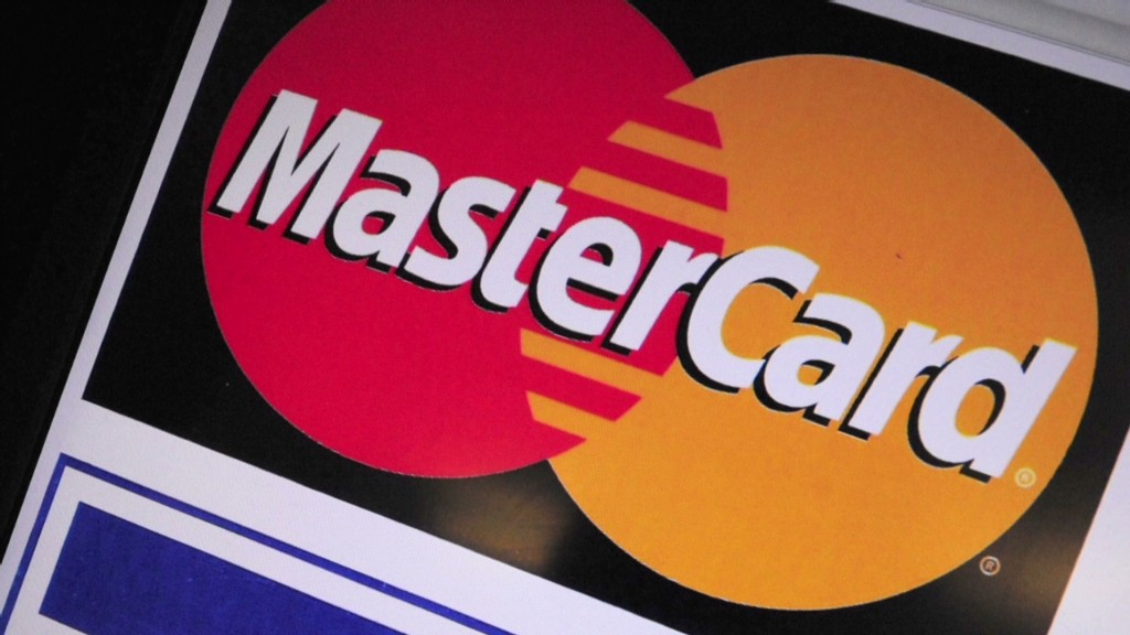 Swipe this! MasterCard announces stock split