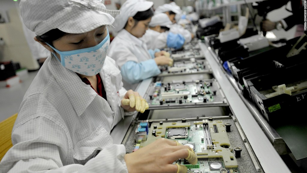 labour condition of foxconn Investigative reports on labor conditions at ten apple supplier factories  the  media exposed poor working conditions in foxconn factories.