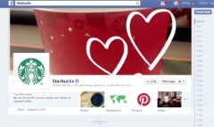 How Starbucks utilizes social media