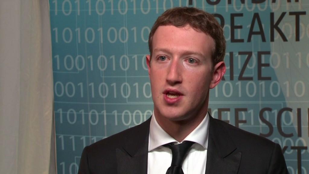 Zuckerberg heated on government spying