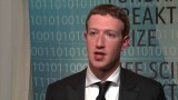 Zuckerberg heated on government spying