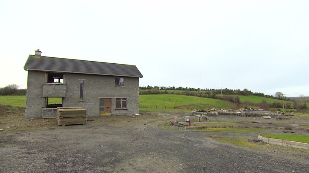 Rural Ireland's long road to recovery