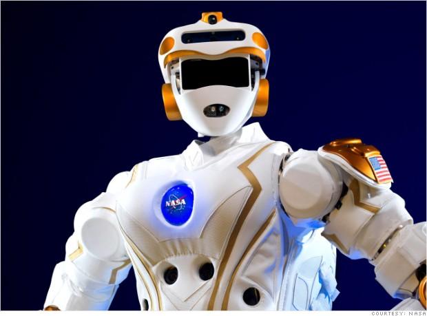 robots nasa valkyrie