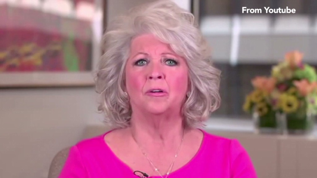 Paula Deen loses all her sponsors