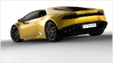 All-new Lamborghini Huracán supercar unveiled