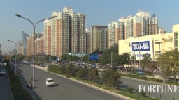 How urbanization in China will change UTC