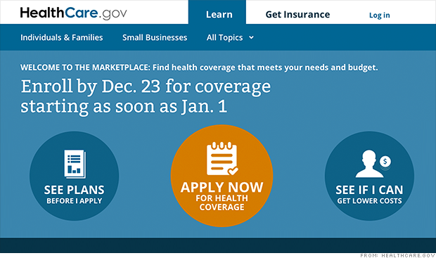 Sign-ups surge ahead of Obamacare deadline