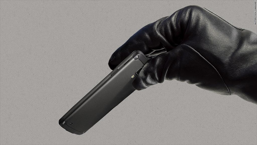 smartphone theft