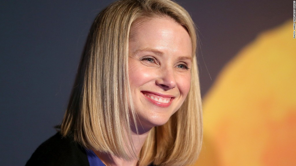 top business stories marissa mayer