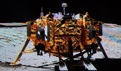 China visits the moon in search of energy
