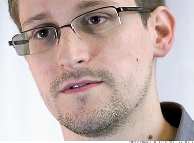 2013 tech edward snowden