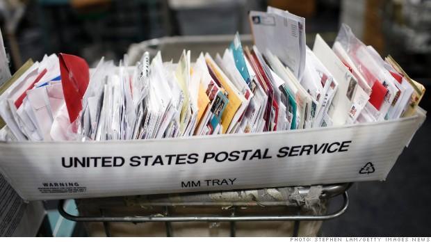 postal service mail