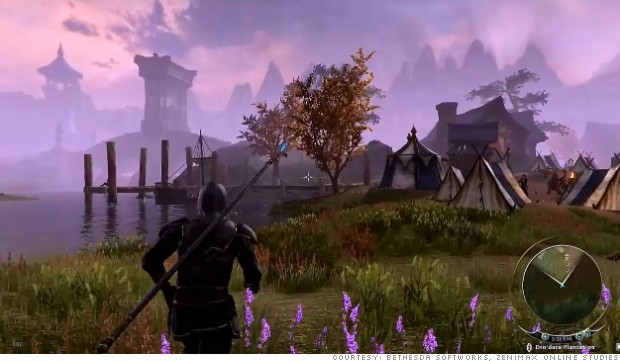 2014 games the elder scrolls online
