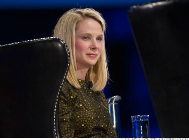 2013 ceo hot seat marissa mayer
