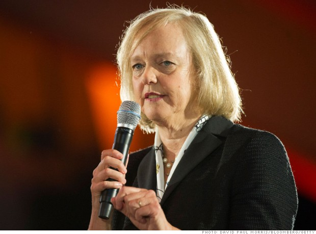 2013 ceo hot seat meg whitman