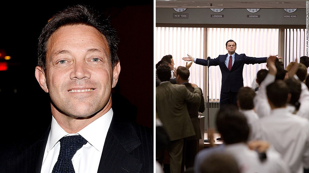 wolf of wall street belfort