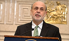 Bernanke: 'Recovery clearly remains incomplete'