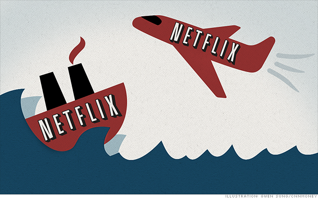 Netflix in 2014: Sink or fly?