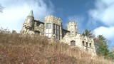 $14 million lakefront castle built by hand