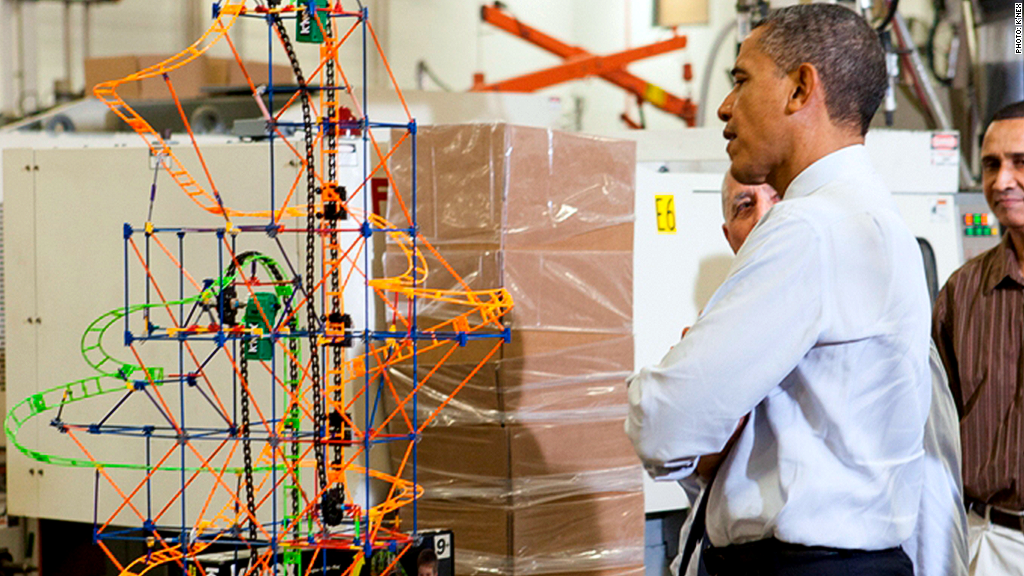 small biz export obama