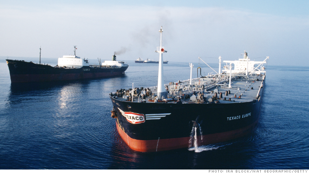 us oil tanker
