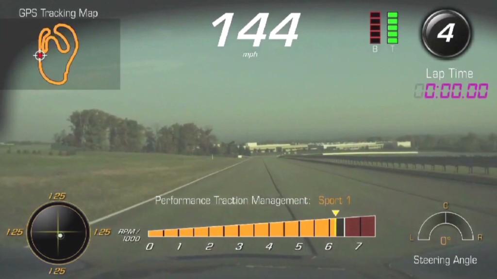 Take a peek at GM's new dashcam