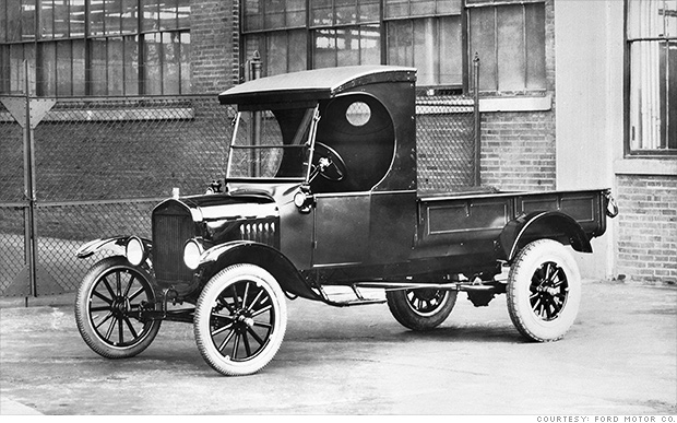ford truck history 1925 ford model t