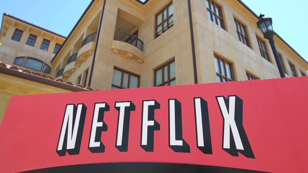 Netflix hit by Morgan Stanley downgrade