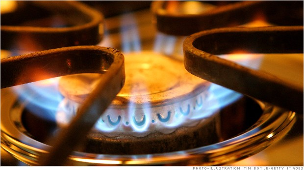 Natural Gas Image Natural gas prices surge on