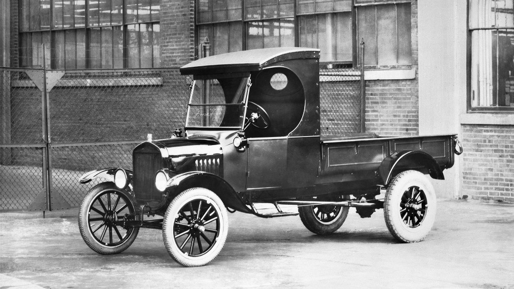 1925: Ford\'s first real pickup - Evolution of the Ford F-150 - CNNMoney