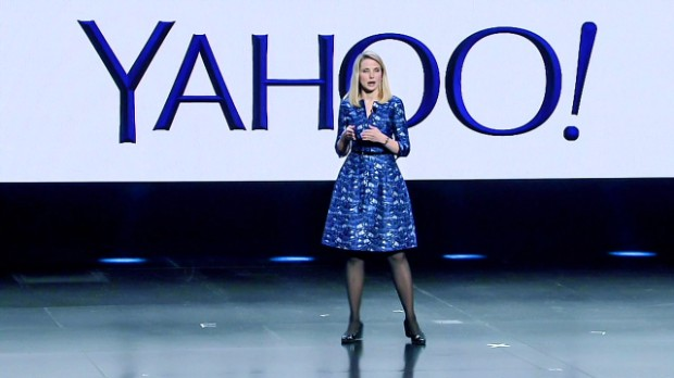 Mayer & Co. unveil Yahoo facelift at CES