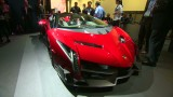 See the $4.5M Lamborghini Veneno Roadster