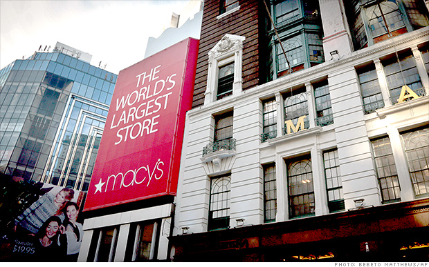 macys layoffs