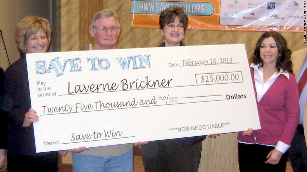 lottery linked bank accounts