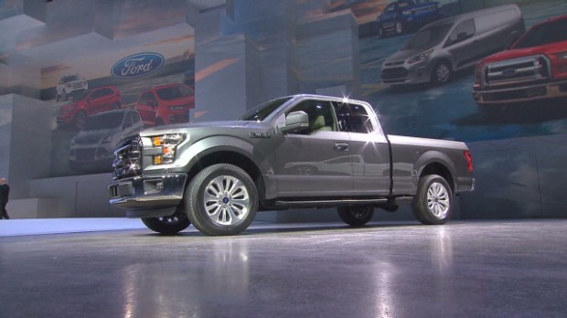 Ford F-150: Lighter and more efficient
