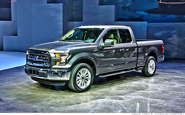 the 2015 ford f 150 has arrived ford f150 forum. Black Bedroom Furniture Sets. Home Design Ideas
