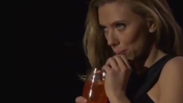 Scarlett Johansson to fizz up SodaStream