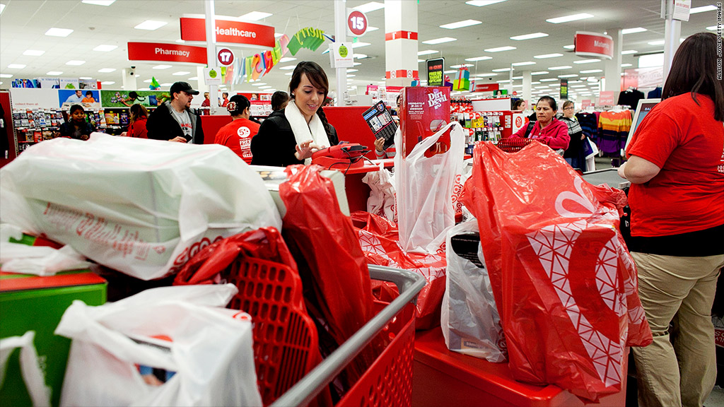target shoppers hack
